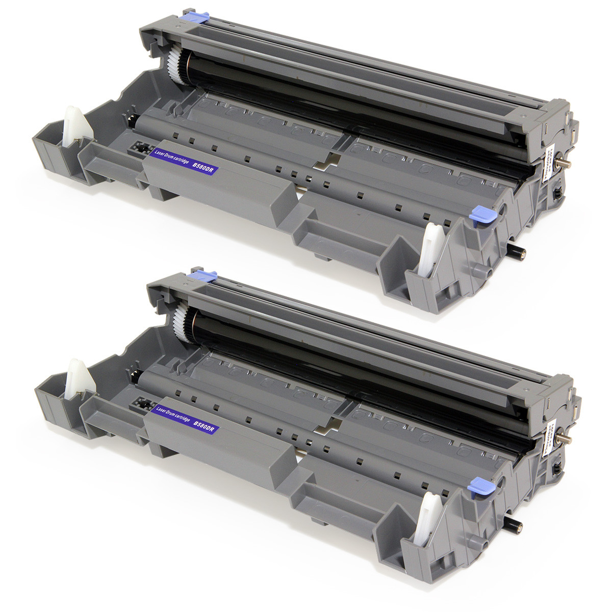 Kit 2 Cartuchos de Cilindro Brother DR620 DR 620 para TN650 TN 650 8080 8085 | Compatível Premium