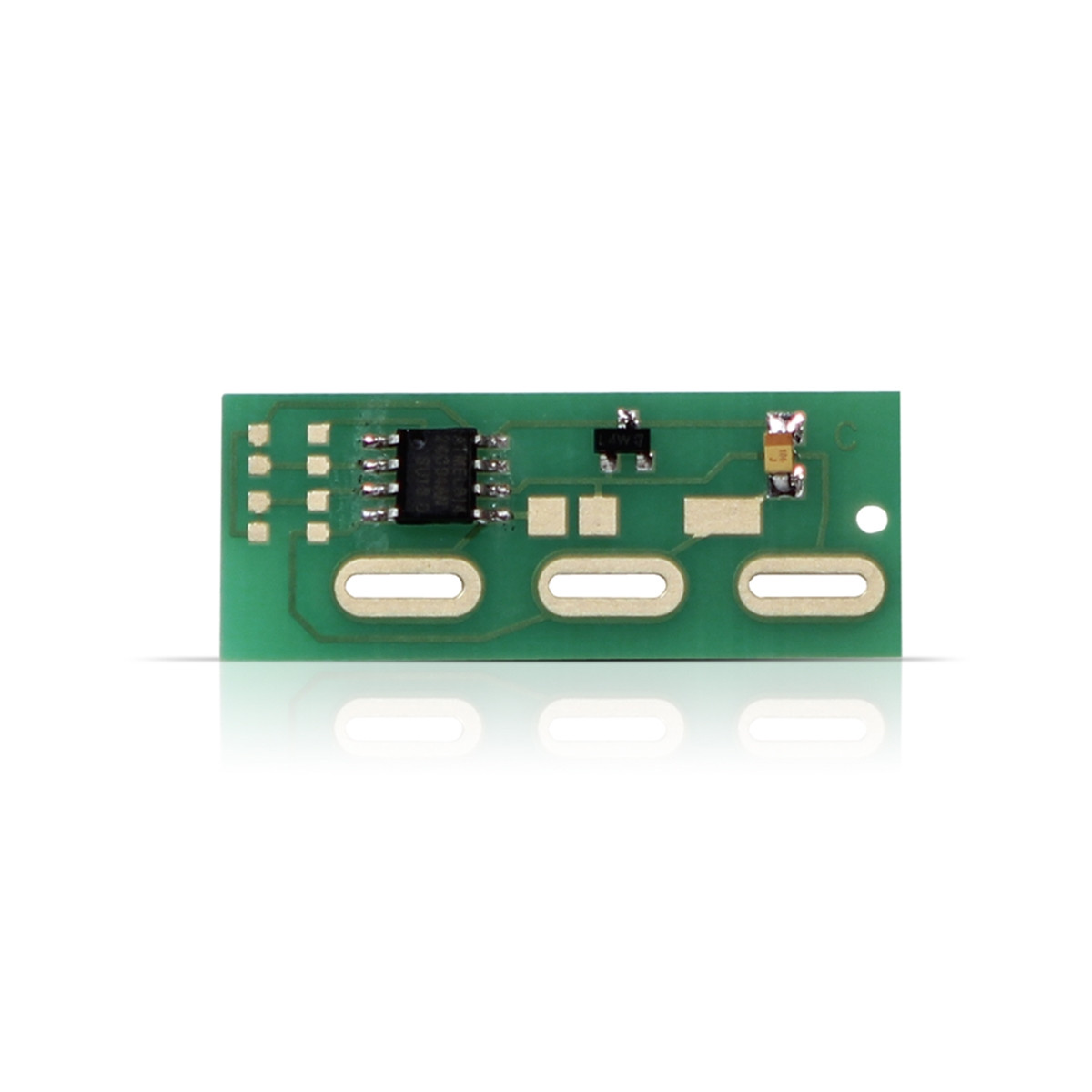 Chip Samsung CLP510 | CLP510N | CLP 510D2C | Ciano | 3.000 impressões