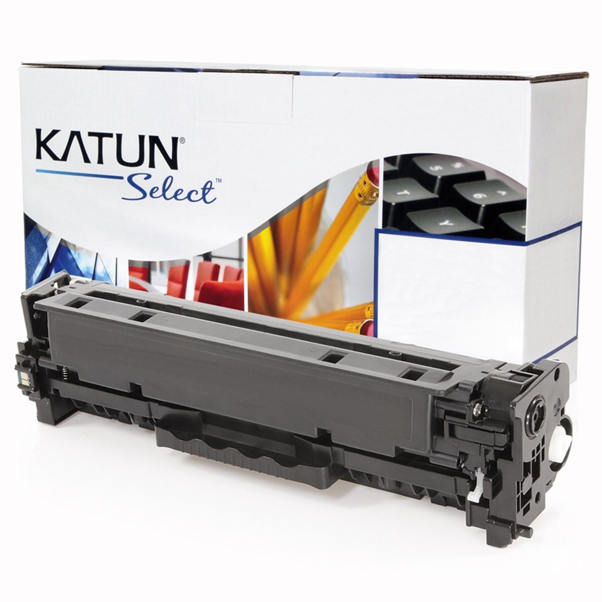 Toner Compatível com HP CC531A 304A Ciano | CM2320NF CP2020 CP2025 CM2320FXI | Katun Select 2.8k
