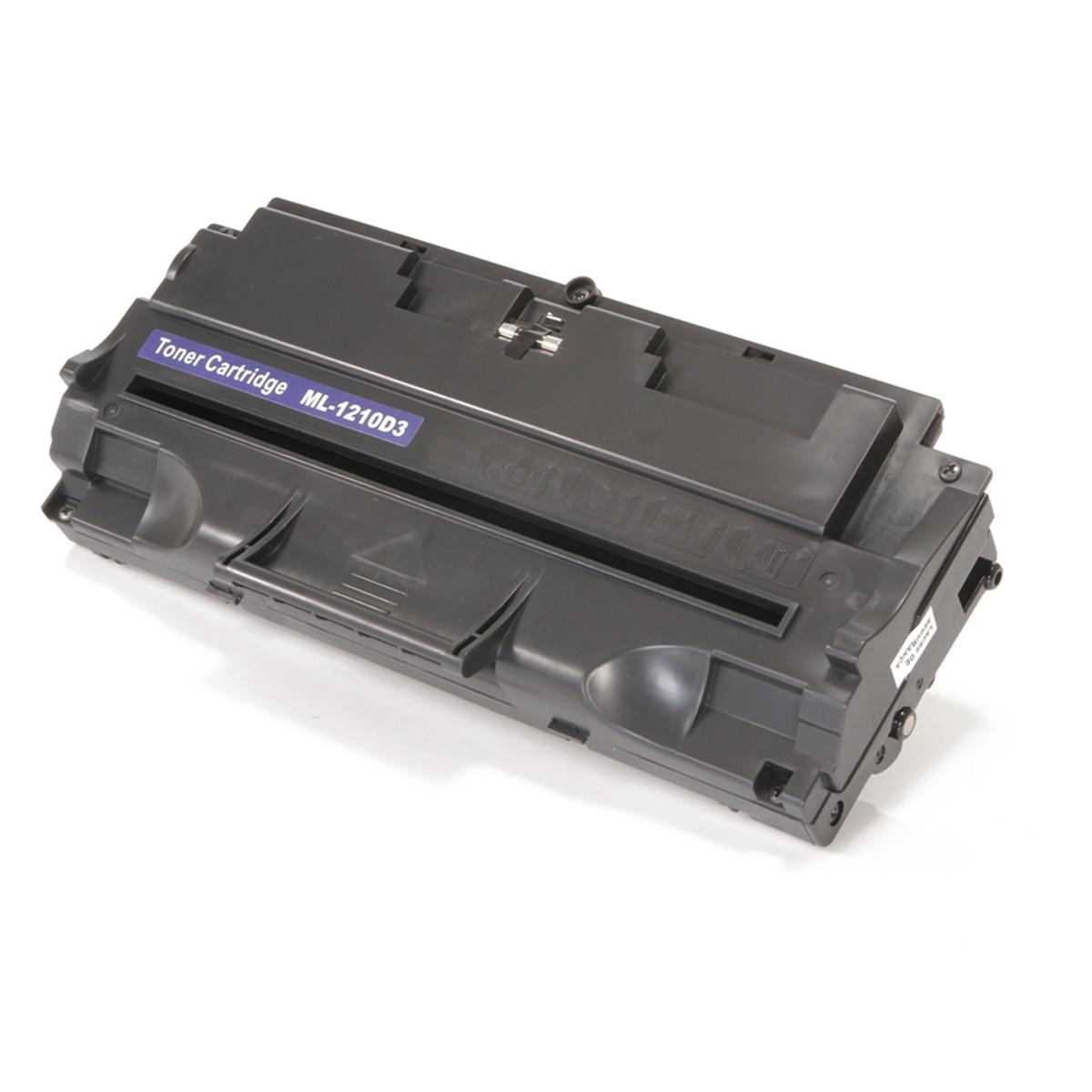 Toner Compatível com Samsung ML1210D3   ML1010 ML1020M ML1210 ML1220M 1250 1430   Premium Quality 3k