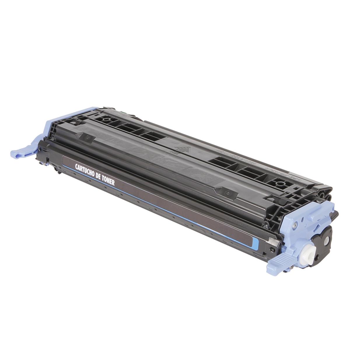 Toner Compatível com HP Q6000A Q6000AB Preto | 2605DN 2600 2600N 2600DTN | Importado 2.5k
