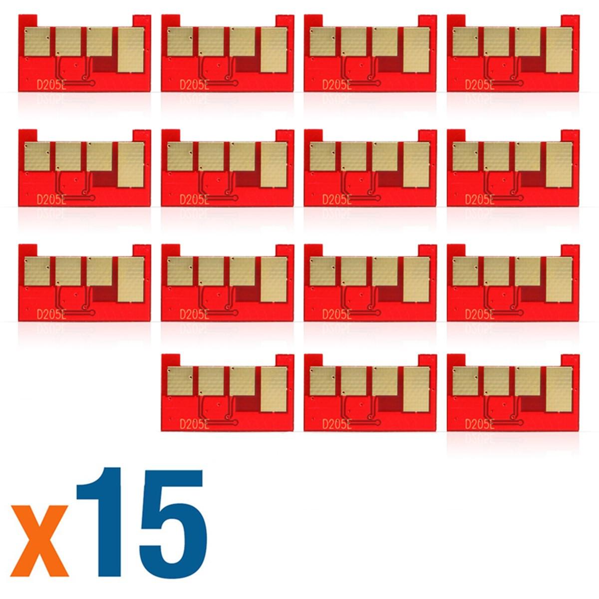 Kt 15 Chip Samsung D205 | D205E | ML3710 | SCX5637 | 10.000 impressões