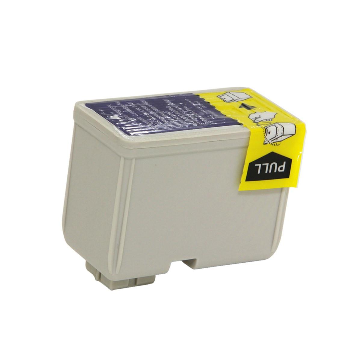 Cartucho de Tinta Epson Preto T051140 | S020108 | S020189 | 760 | 800 | 2500 | Compatível 22 ml