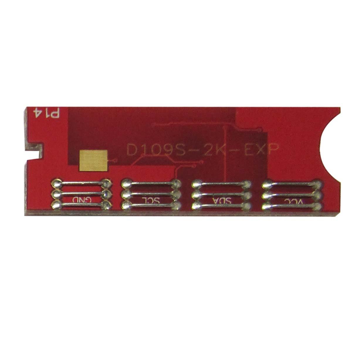 Chip Samsung SCX4300 | SCX 4300 | MLT-D109S | 2.000 impressões
