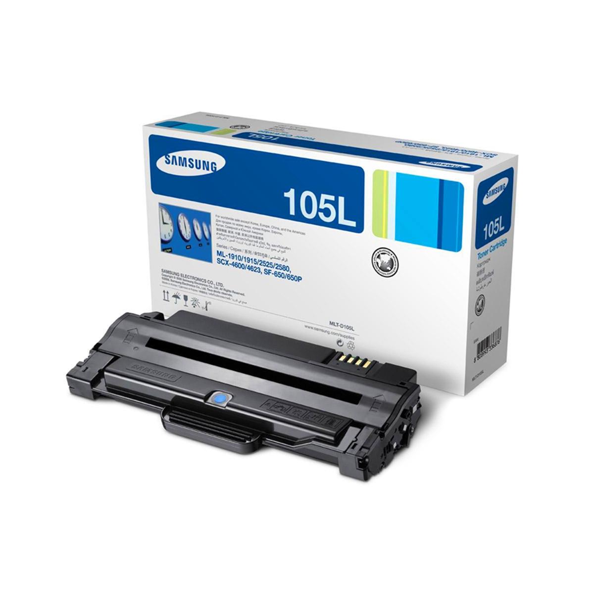 Toner Samsung MLT-D105L | SCX4600 SCX4623F SCX4623FN | Original 2.5k
