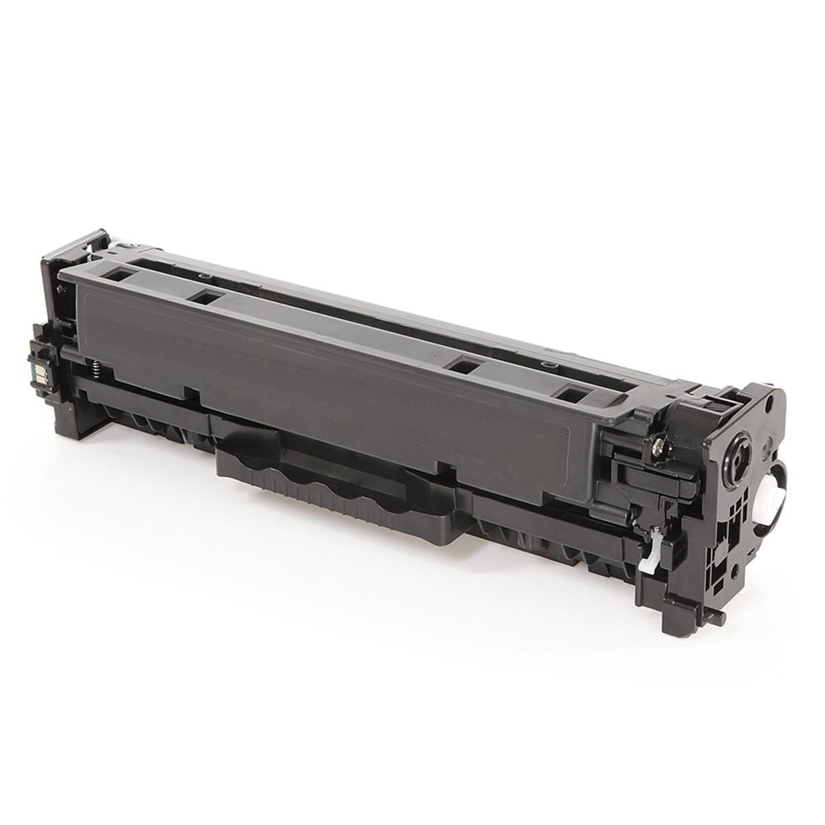 Toner Compatível com HP CF380X 80X 312X Preto | M476 M476DW M476NW | Chinamate 4.4k
