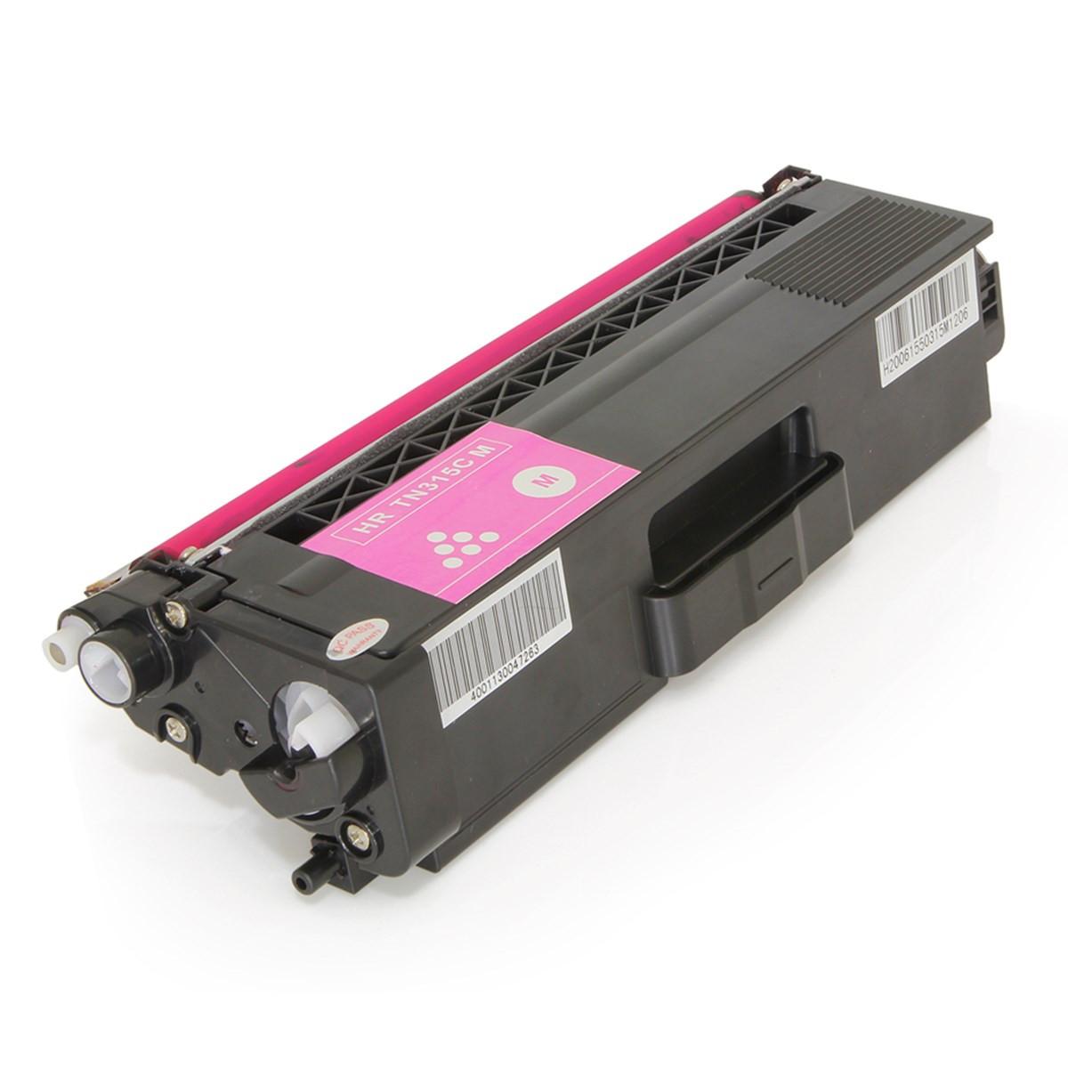 Toner Compatível com Brother TN315 TN315M Magenta | HL4150 MFC9460 HL4140 MFC9970 | Premium 1.5k