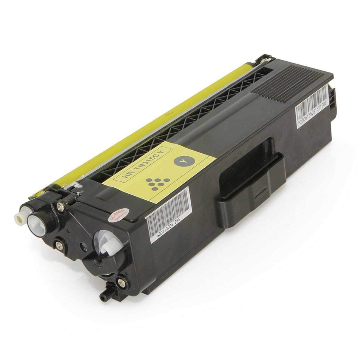 Toner Compatível com Brother TN310 TN310Y Amarelo | MFC9460CDN HL4150CDN HL4570CDW | Premium 1.5k