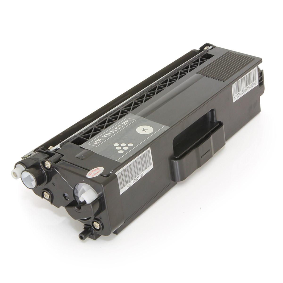 Toner Compatível com Brother TN315 TN315BK Preto | HL4140 HL4150 MFC9970 MFC9460 | Premium 2.5k