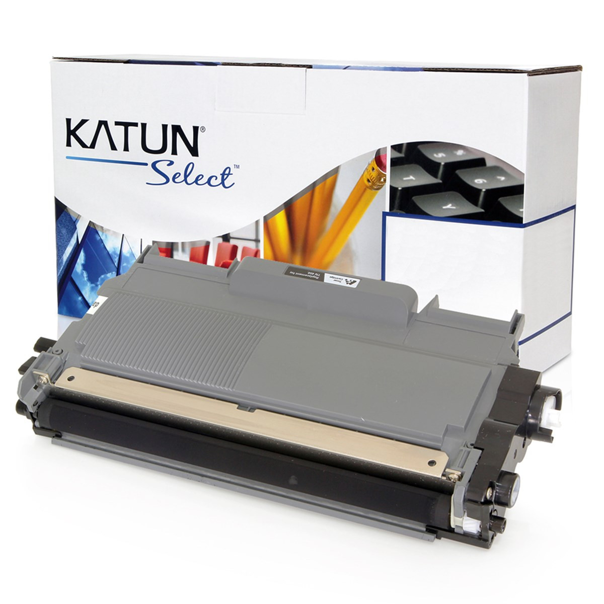 Toner Compatível com Brother TN410 | DCP7055 HL2230 MFC7460DN | Katun Select 2.6k
