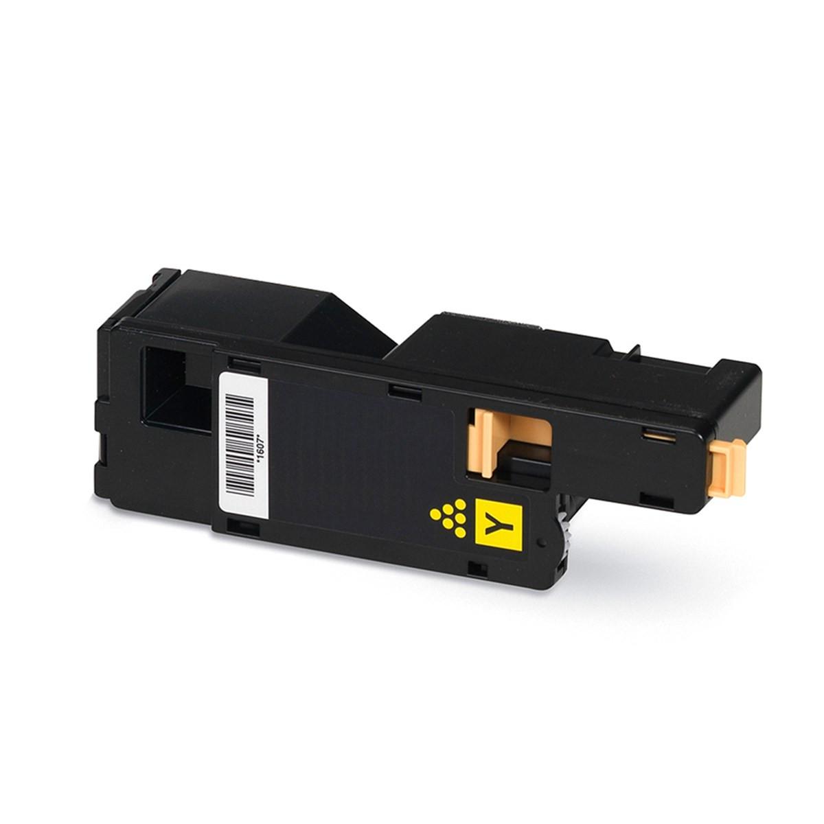 Toner Compatível Xerox Phaser 6000 6010 6015 | 106R01633 Amarelo | Premium 1k