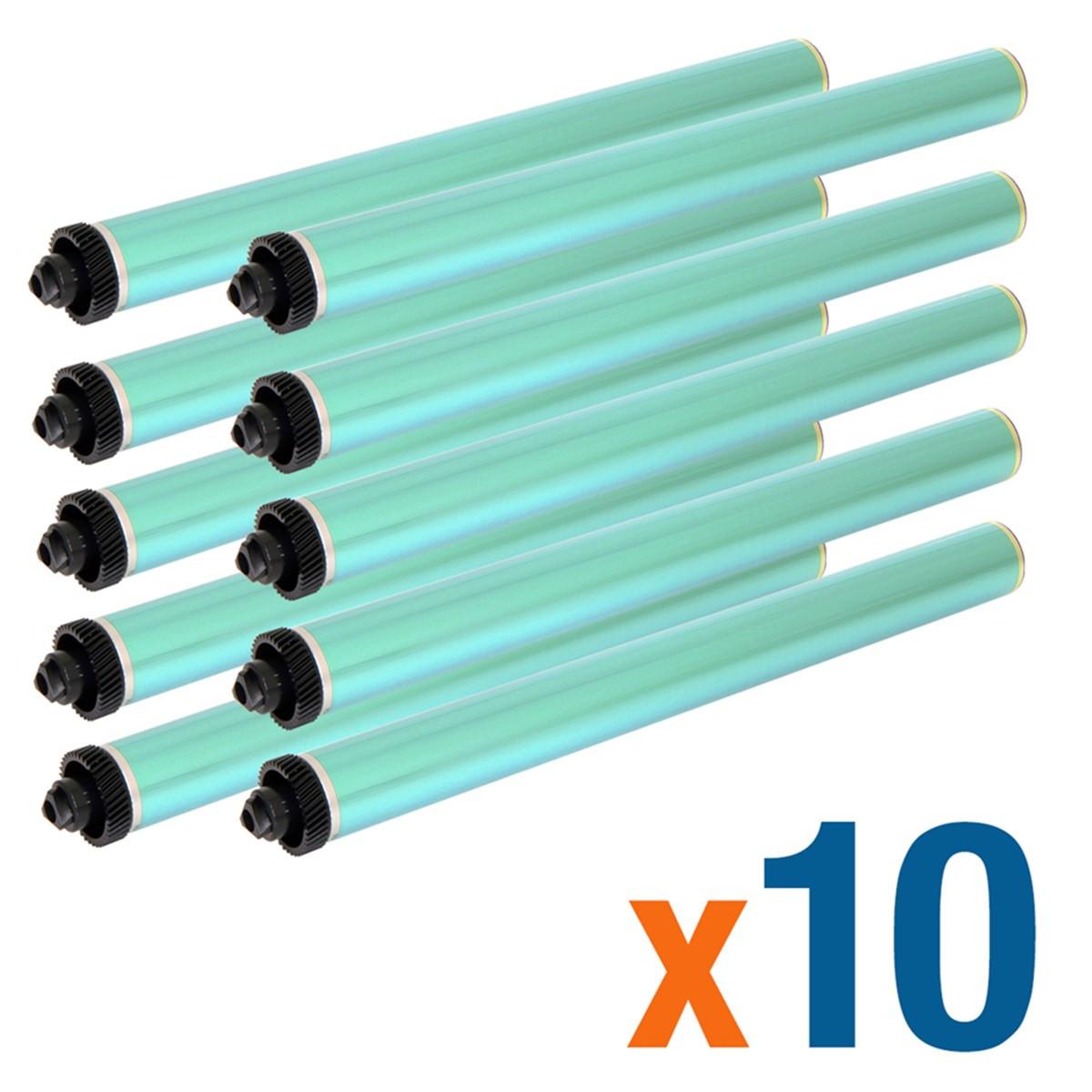Kit 10 Cilindro HP P1005 CB435A   435A   35A P1006   Importado