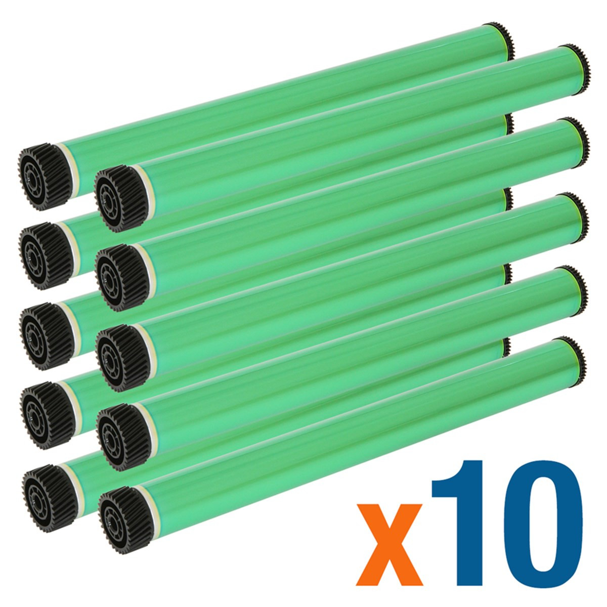 Kit 10 Cilindro Samsung ML1710 ML2250 | SCX4016 SCX4100 SCX4116 SCX4200 SCX4300 SCX4216 | Importado