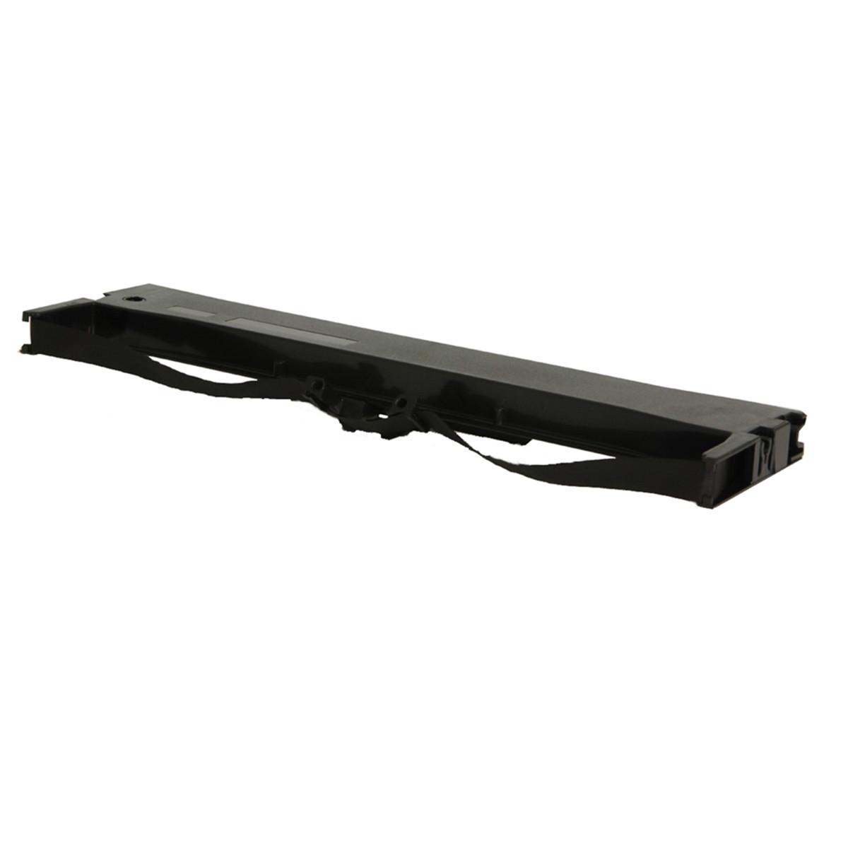 Fita Para Impressora Preta | 13mmx12m | Epson FX590 FX890 | Caixa com 1 Unidade | Nylon | Compatível