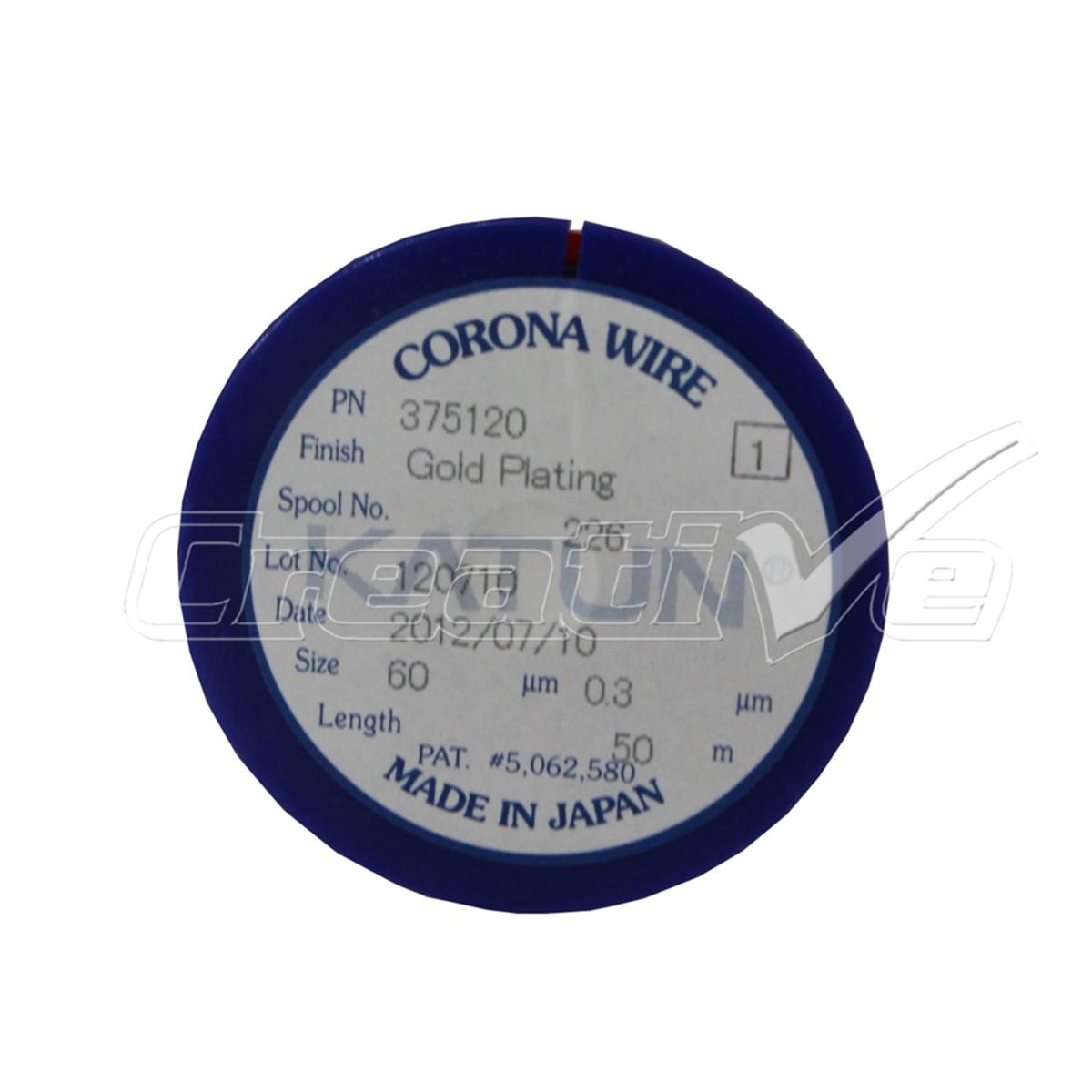 Bobina de Fio Corona Universal 50 metros FY3-0040-000 | Katun Performance