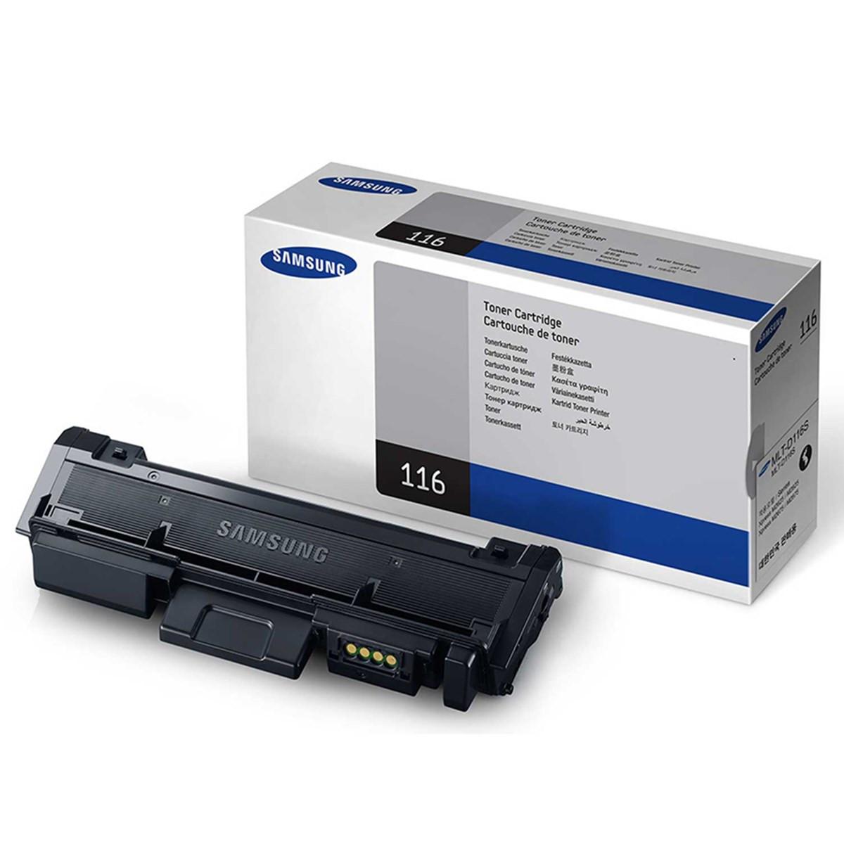 Toner Samsung MLT-D116S D116 116S | SL-M2885FW SL-M2835DW SL-M2825ND SL-M2875FD | Original 1.2k
