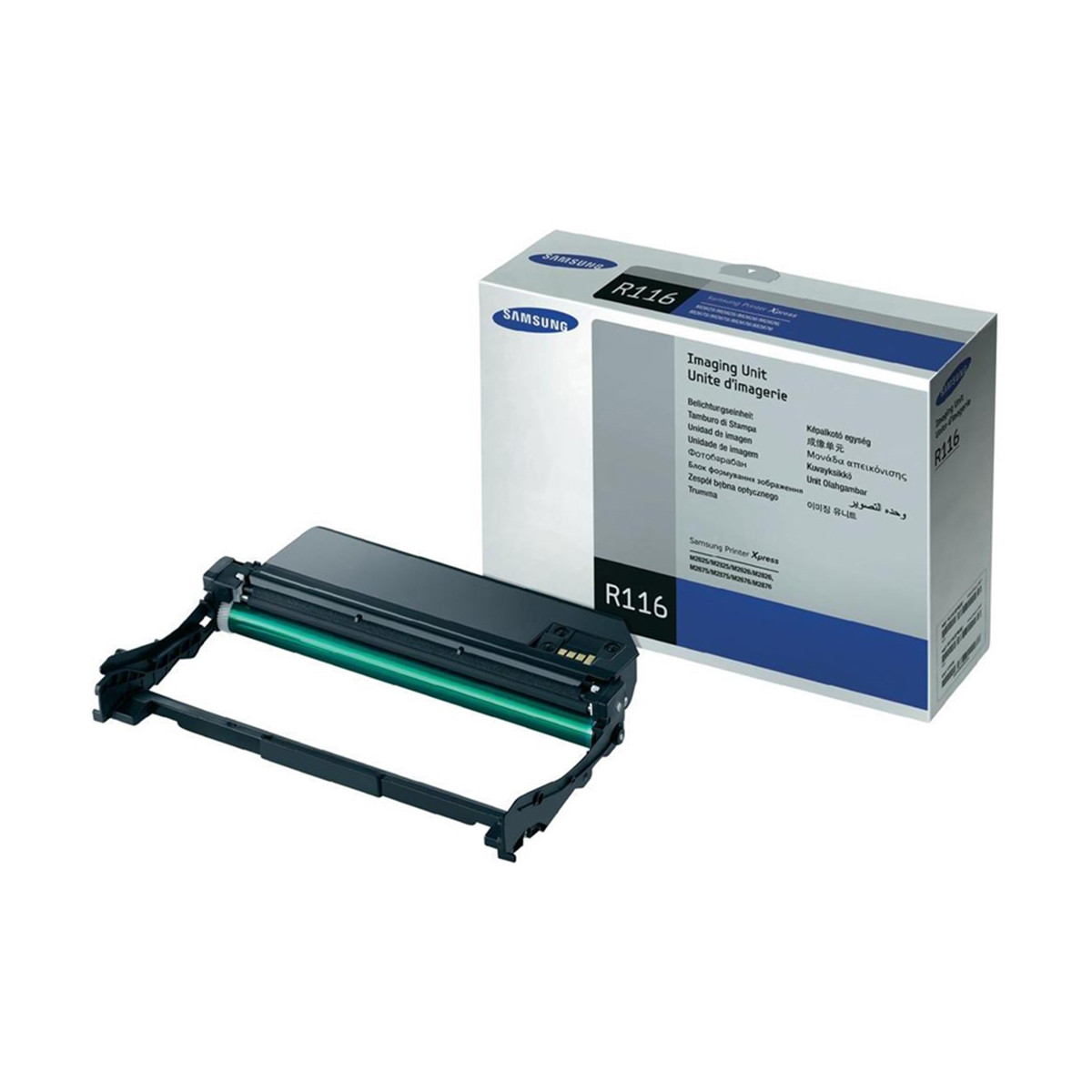 Cartucho de Cilindro Samsung MLT-R116 | M2825ND M2835DW M2875FD M2885FW | Original