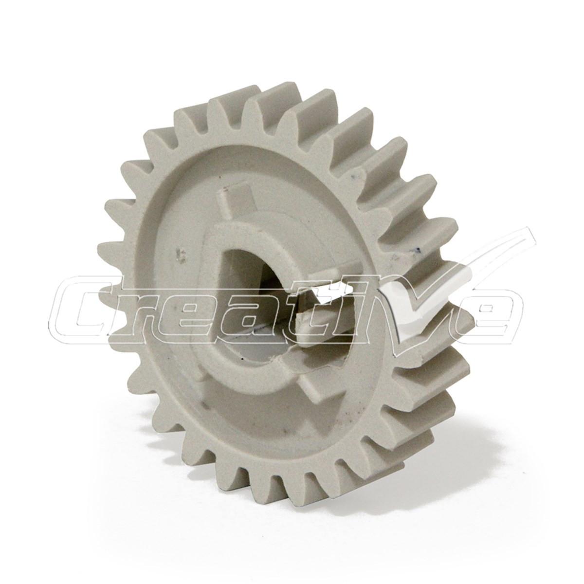 Engrenagem do Rolo Pressão do Fusor HP M1120 P1505 P1505N M1522 | PGEAR-P1005 | Importado