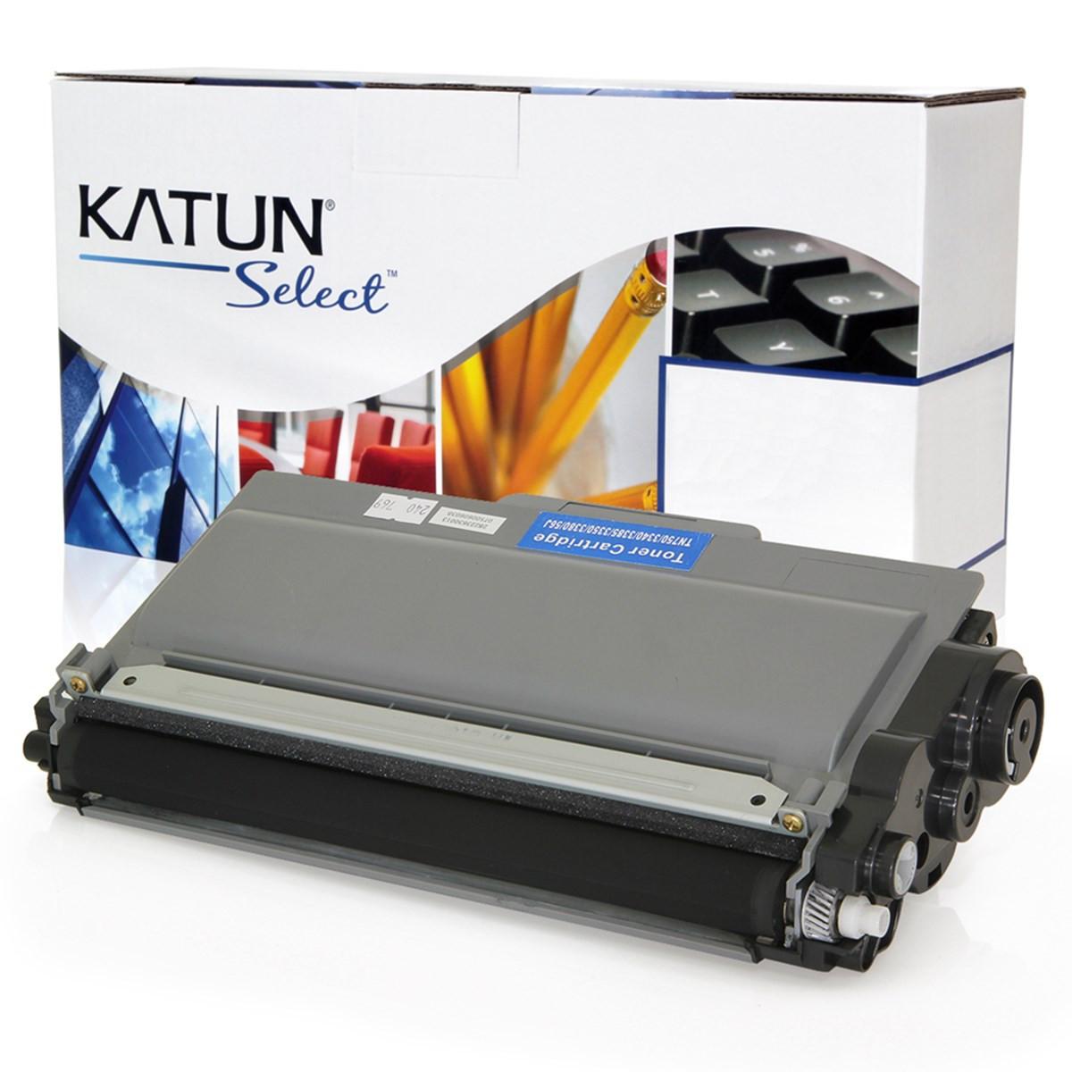 Toner Brother TN720 TN750 | DCP-8110DN DCP-8150DN HL-5450DW HL-5470DW MFC-8510DN | Katun Select 8k