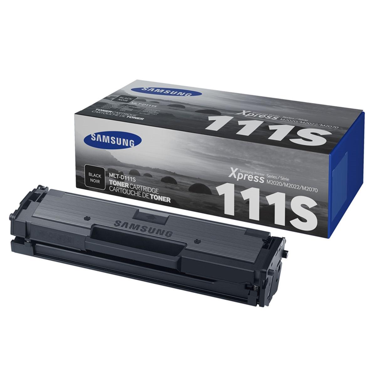 Toner Samsung MLT-D111S   M2020 M2070 M2020W M2020FW M2070W M2070FW   Original 1k