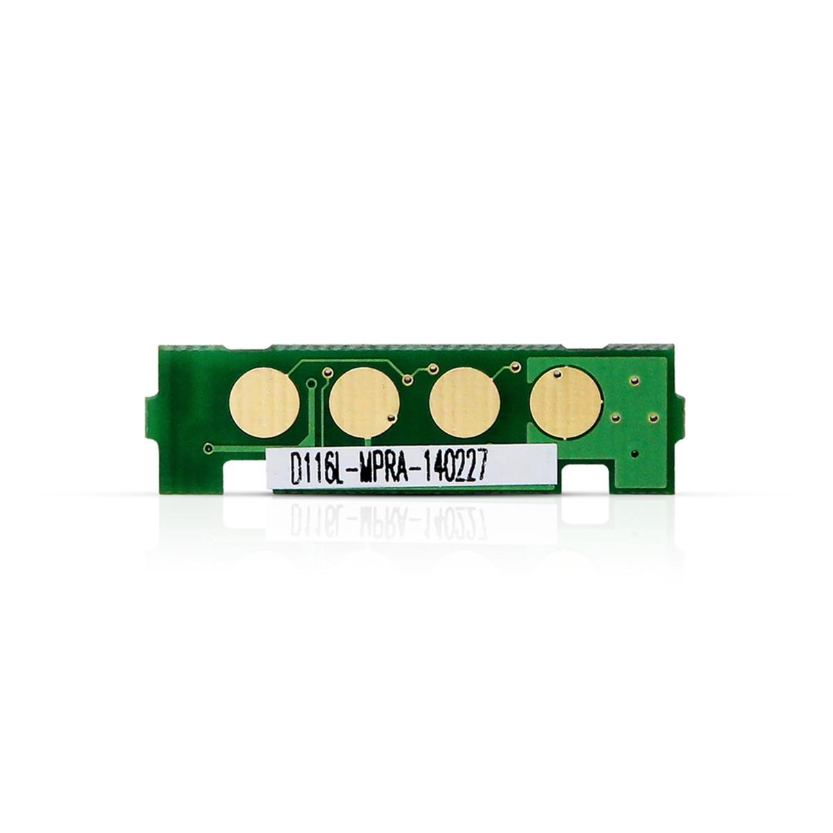 Chip Samsung MLT-D116S D116 116S   SL-M2885FW SL-M2835DW SL-M2825ND SL-M2875FD   3.000 páginas
