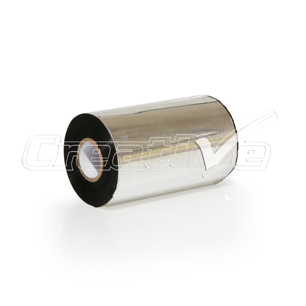 Ribbon de Cera | 110mm x 300m | ZT230 Zebra Strip 600 400 Z4M ZM 105SL 110XILLL 140XILLL 170XILLL