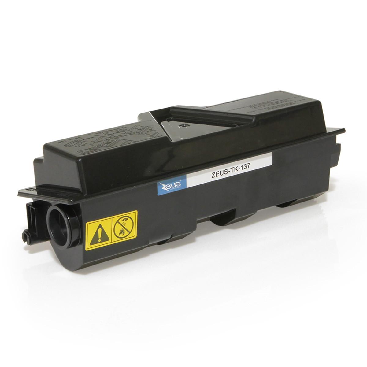 Toner Compatível com Kyocera TK137 | KM2810 KM2810DP KM2820 | 6.8k