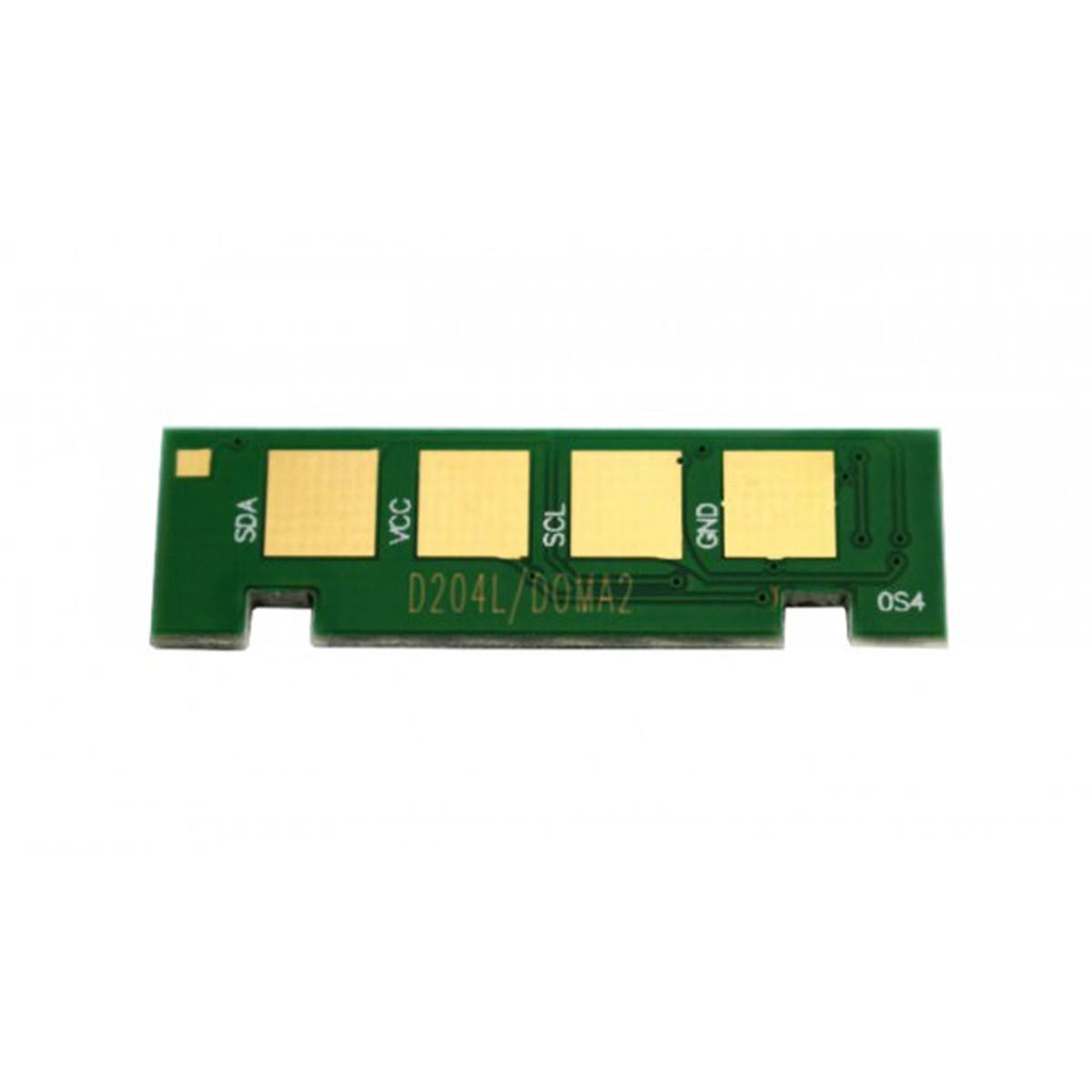Chip Samsung D204 MLT-D204L | M3825 M4025 M3325 M3875 M3375 M4075 | 5.000 impressões
