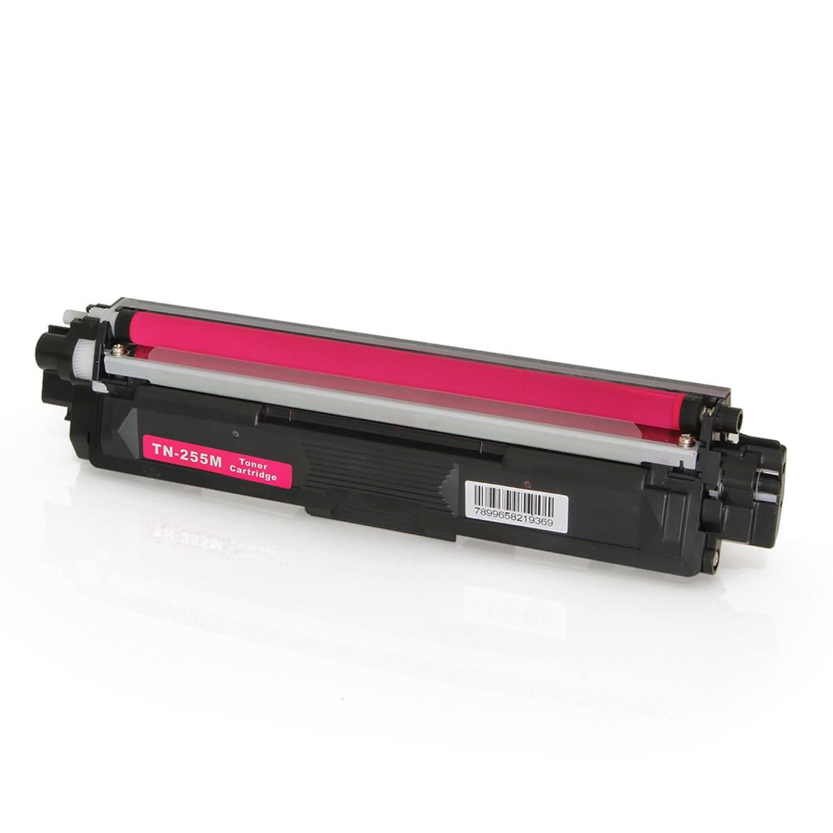 Toner Compatível com Brother TN221 TN225 Magenta | HL3170 MFC9130 HL3140 MFC9020 | Importado 2.2k