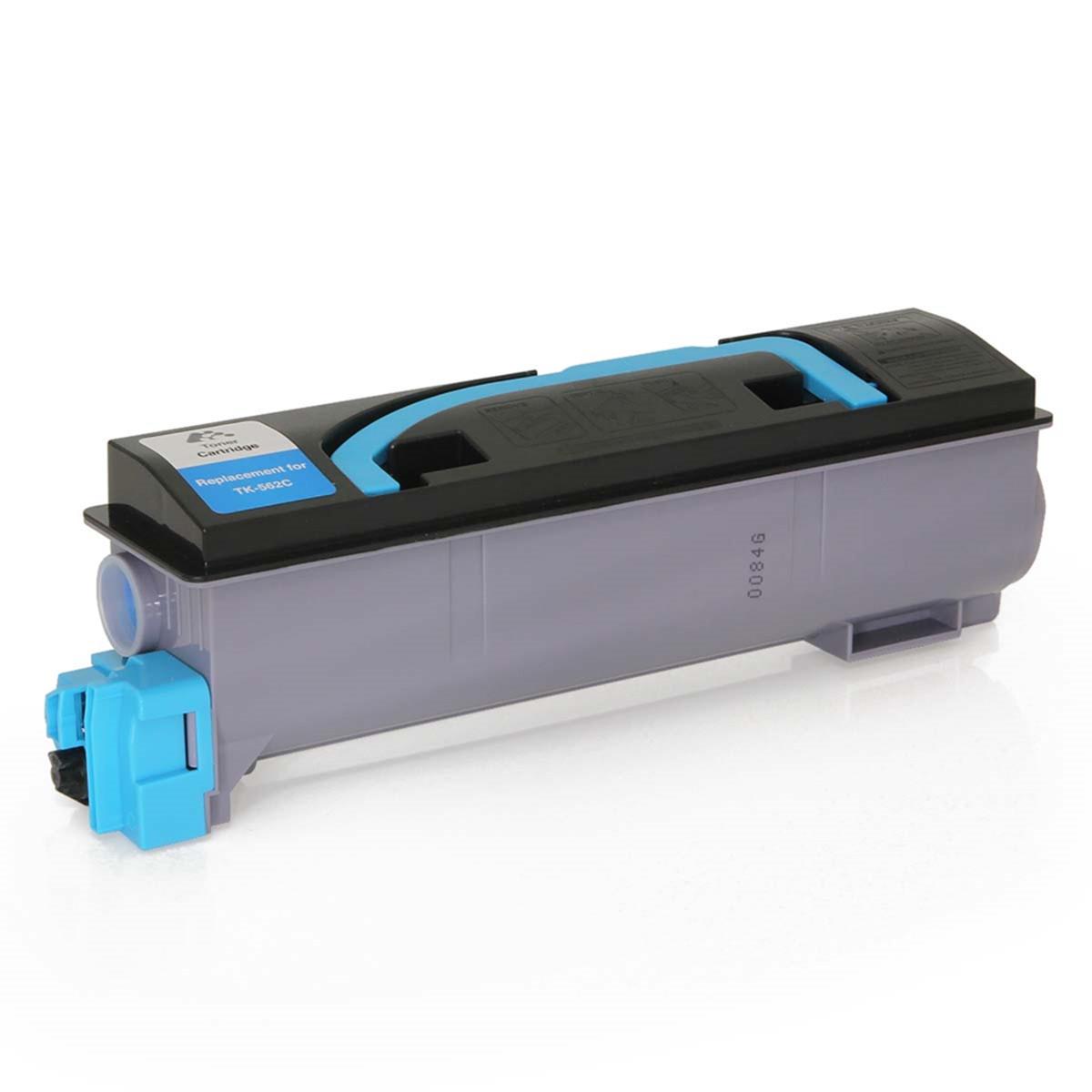 Toner Kyocera TK-562C Ciano | FS C5300 FS C5300DN FS C5350 FS C5350DN | Katun Performance 10k