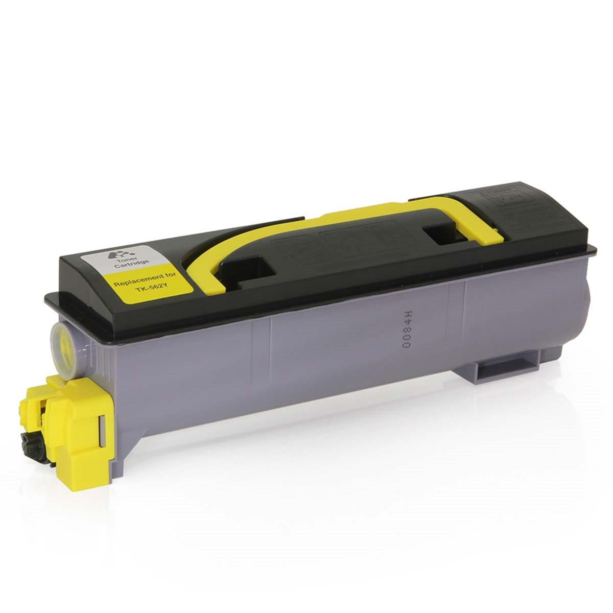 Toner Kyocera TK-562Y Amarelo | FS C5300 FS C5300DN FS C5350 FS C5350DN | Katun Performance 10k
