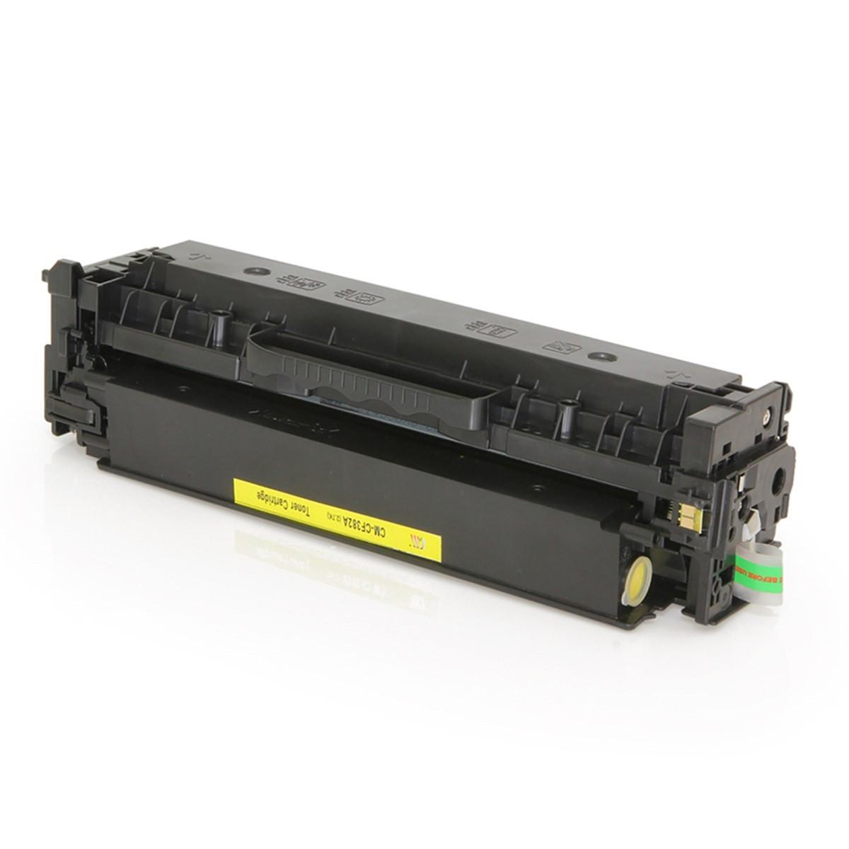 Toner Compatível com HP CF381A 312A Ciano Universal | M476 M476NW M476DW | Premium Quality 2.8k