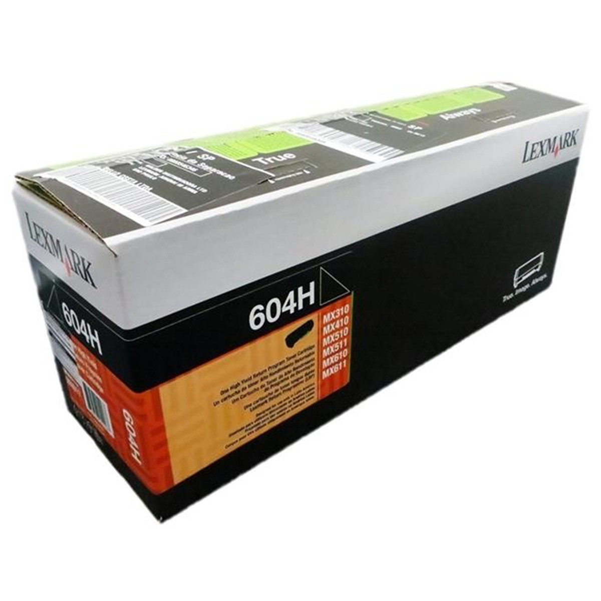 Toner Lexmark 604H 60FBH00 60BH   MX511 MX410 MX611 MX310 MX511de MX410de MX611dhe   Original 10k