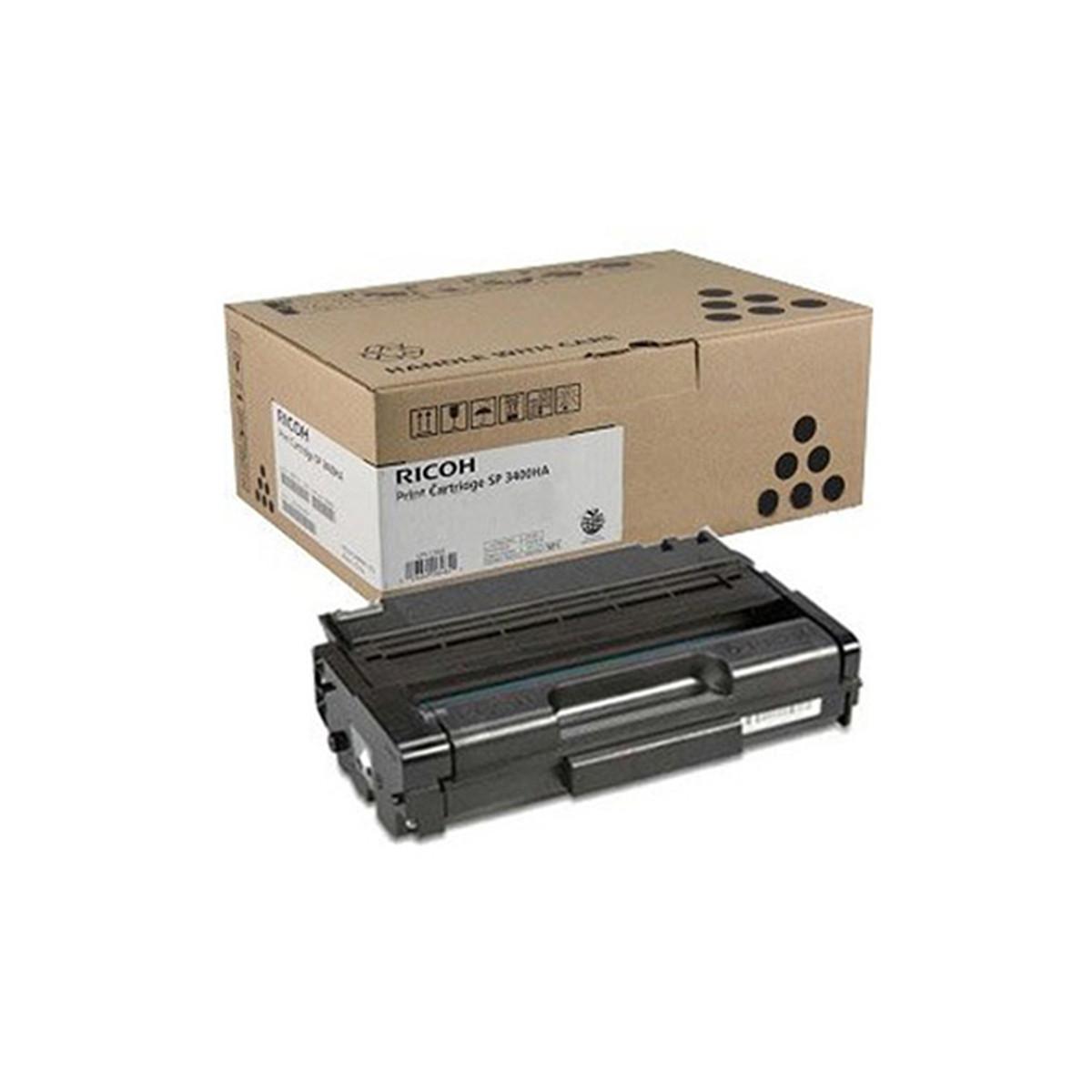 Toner Ricoh SP3500 SP3510 SP3400LA SP3400XA SP3500HA SP3500BR | SP-3500SF SP-3510SF | Original 6.4k