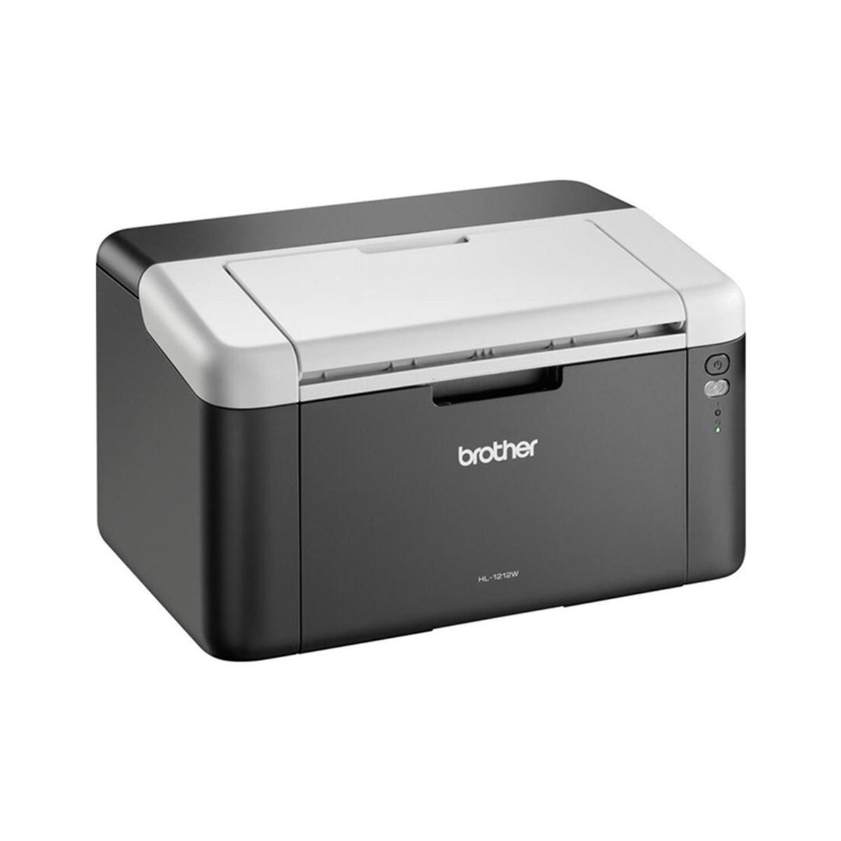 Impressora Brother HL-1212W HL1212 Laser Monocromática com Wireless