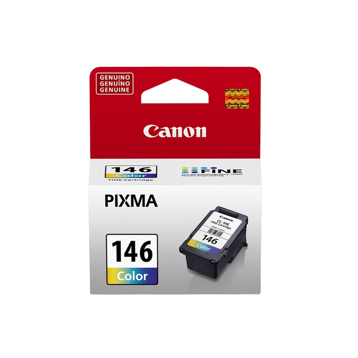 Cartucho de Tinta Canon CL-146 CL146 Colorido | Original 9ml