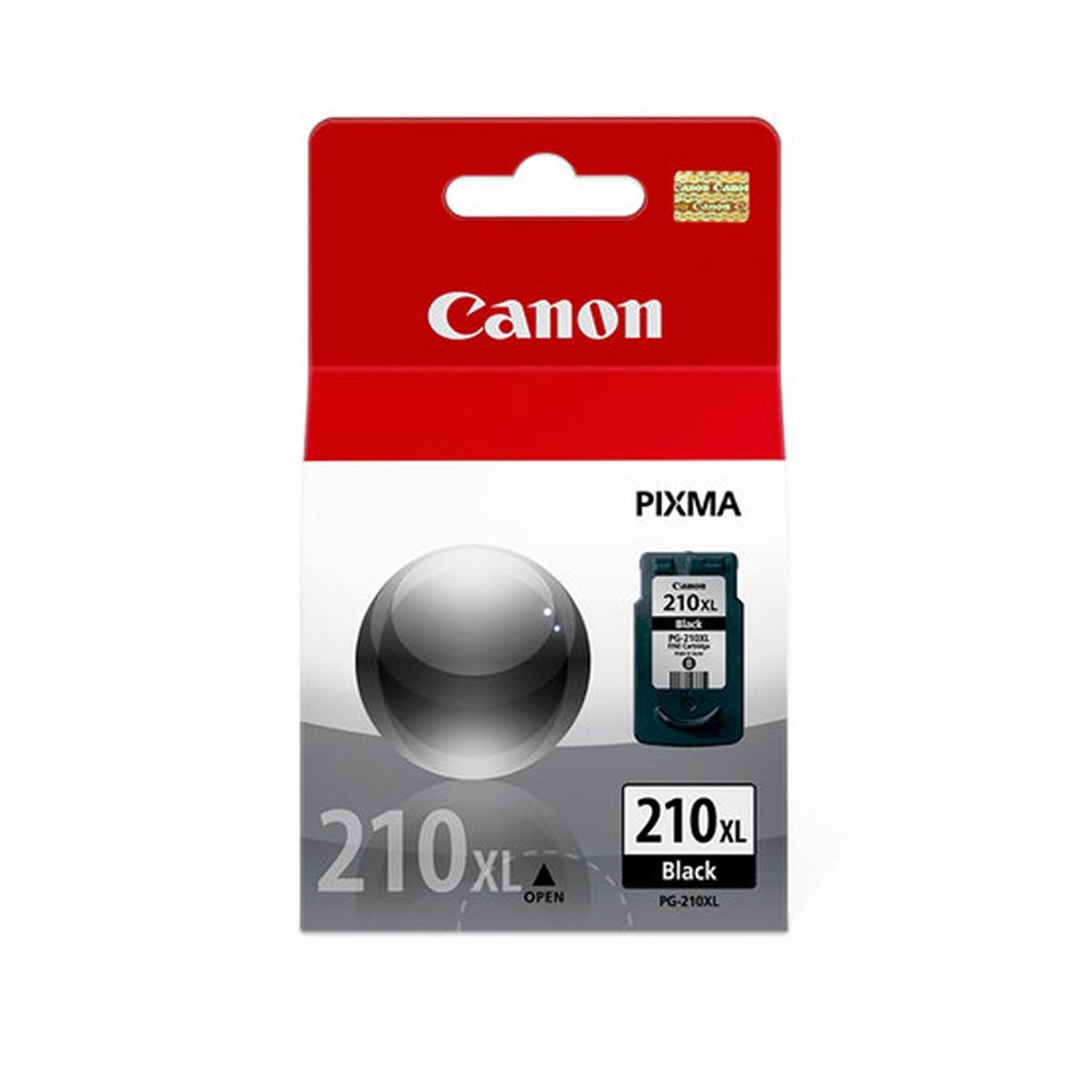 Cartucho de Tinta Canon PG-210XL Preto | Original 15ml