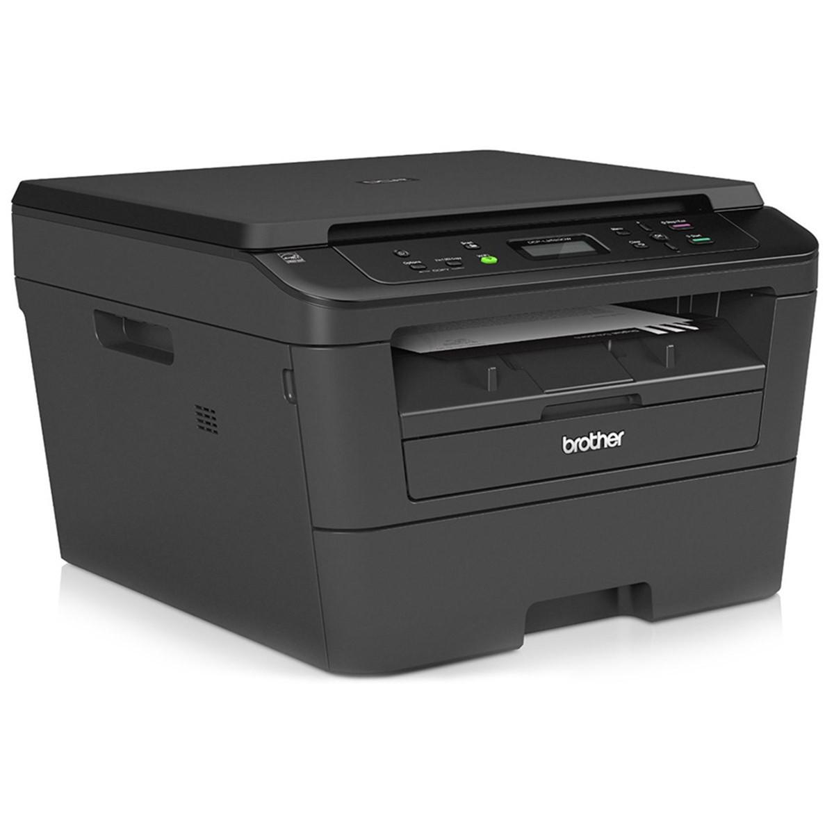 Impressora Brother DCP-L2520DW DCP-L2520 Multifuncional Laser Monocromática com Wireless e Duplex