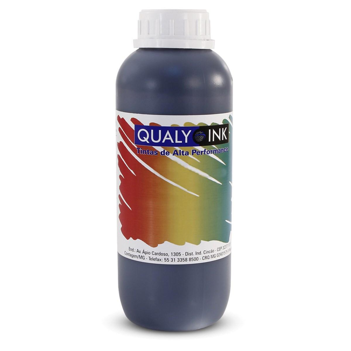 Tinta HP Pigmentada Preta Universal BP3H-1482 | 932 932XL CN057AL CN053AL H812a 7610 Qualy Ink 1kg