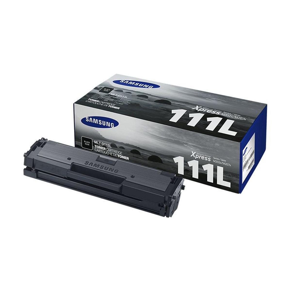 Toner Samsung MLT-D111L D111L | Xpress M2020 M2020FW M2070 M2070W M2070FW | Original 1.8k
