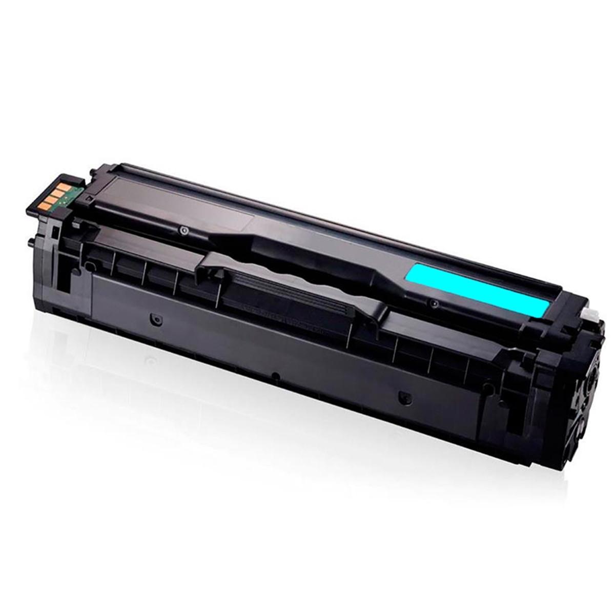 Toner Compatível com Samsung CLT-C504S 504S Ciano | CLP415NW CLX4195FN SL-C1810W | Importado 1.8k