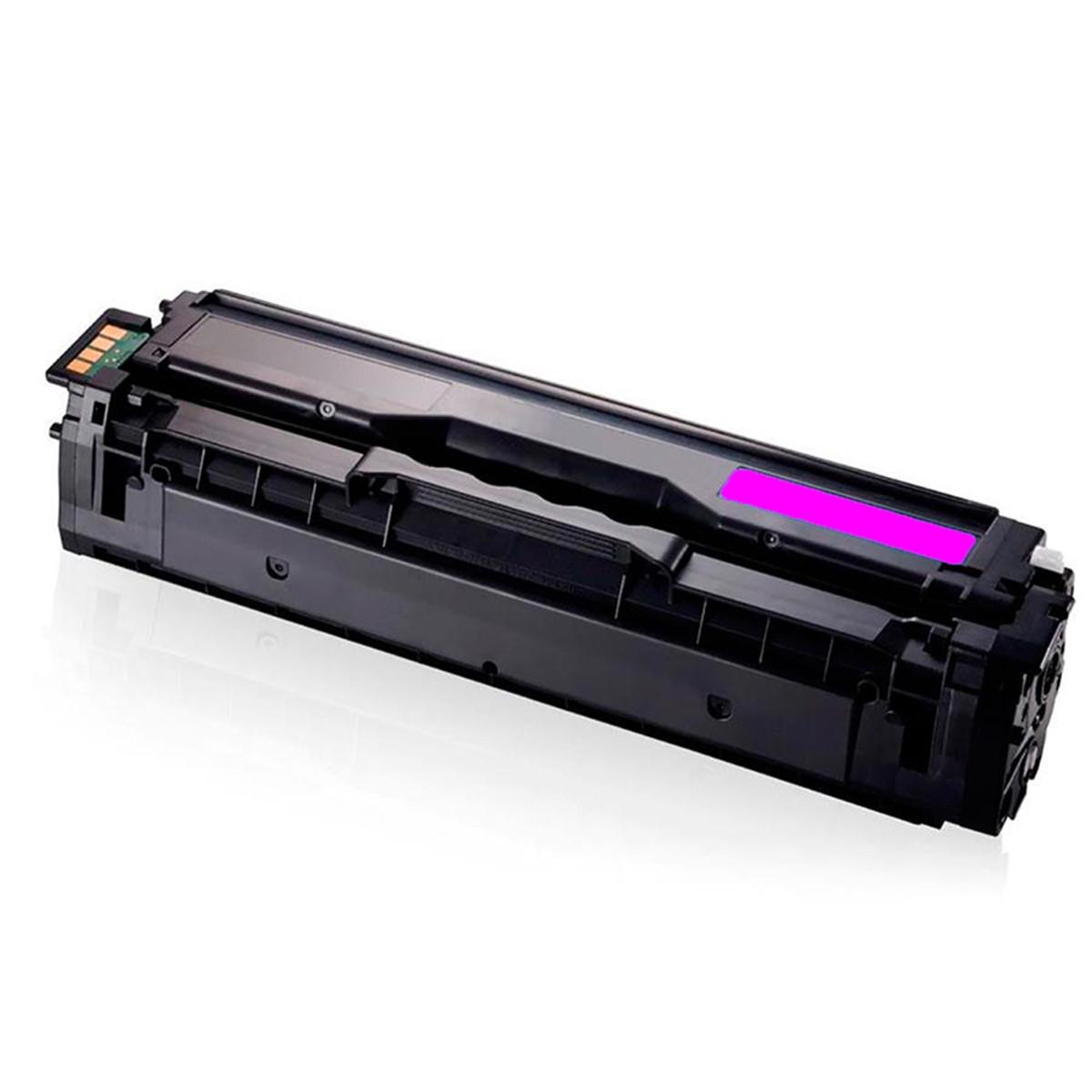 Toner Compatível com Samsung 504S CLT-M504S Magenta | CLP415NW CLX4195FN SL-C1810W | Importado 1.8k
