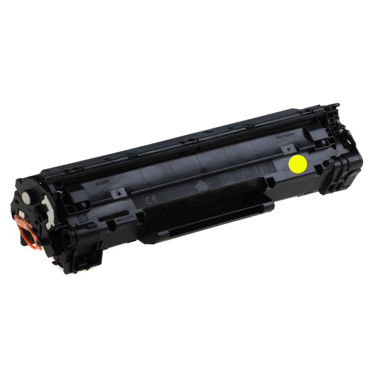 Toner Compatível com HP CF402A 201A CF402AB Amarelo | M252DW M277DW M252 M277 | Premium Quality 1.4k