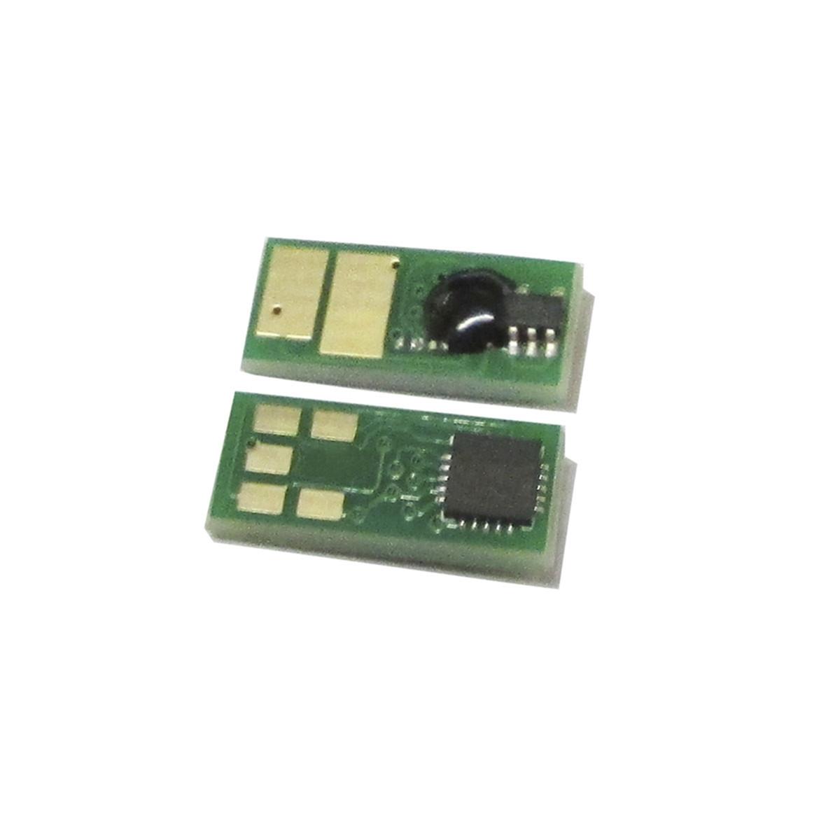 Chip para Toner HP CF402X CF402XB Amarelo 201X | M277DW M252DW M277 M252 | 2.300 páginas