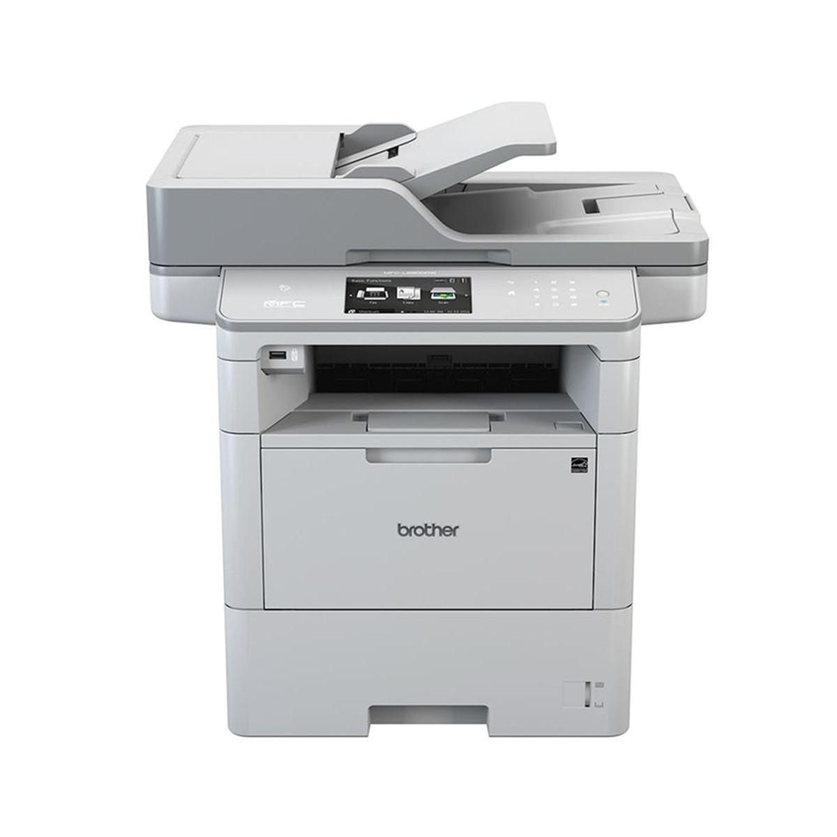 Impressora Brother MFC-L6902DW MFCL6902 Multifuncional Laser Monocromática com Wireless e Duplex