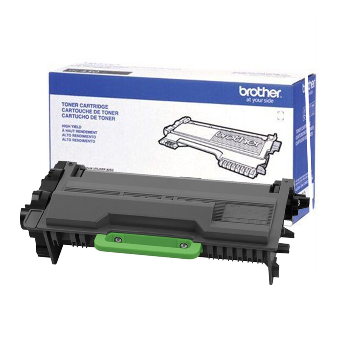 Toner Brother TN3442 TN3442BR   HL-L5102DW DCP-L5502DN DCP-L5652DN MFC-L5702DW   Original 8k
