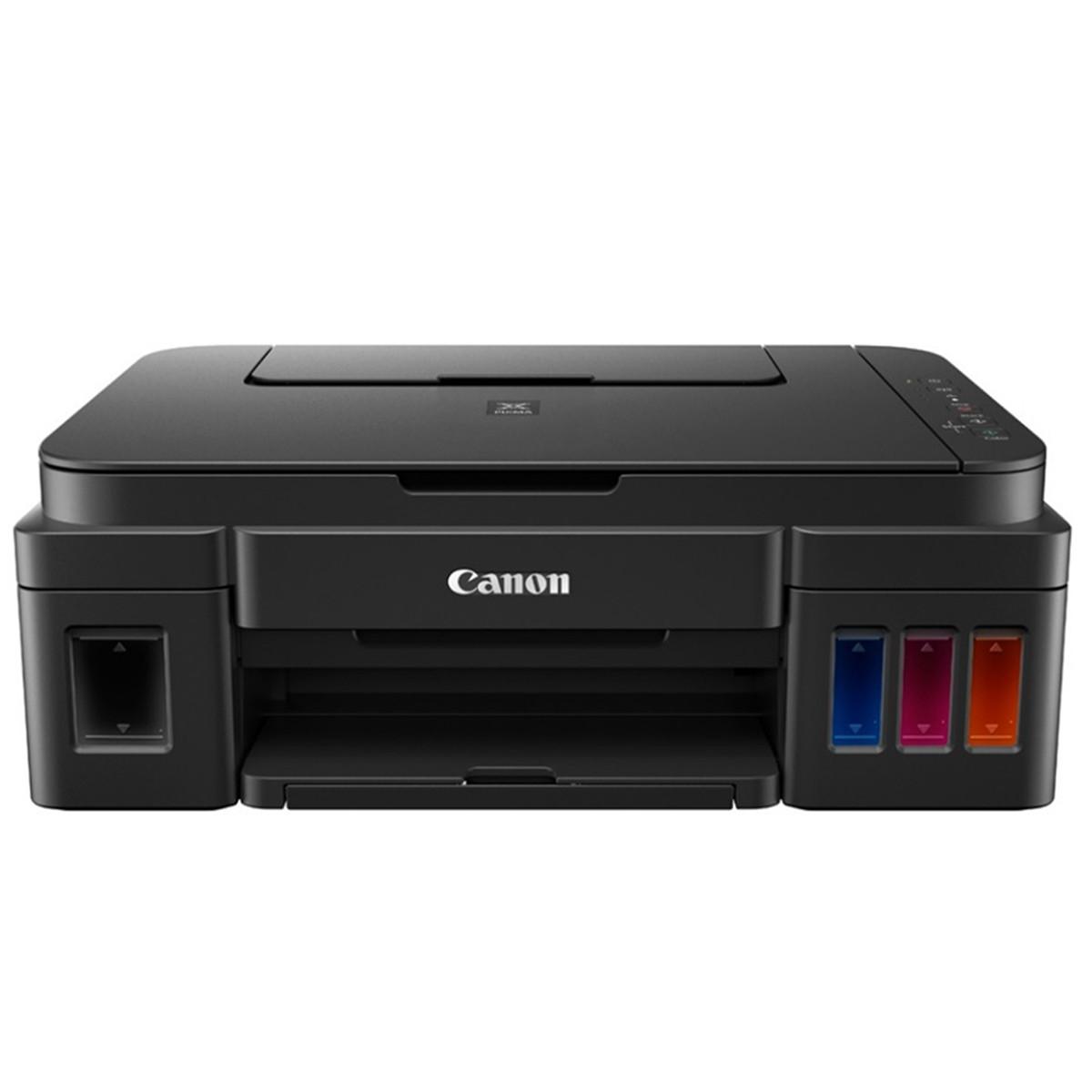 Impressora Canon Pixma Maxx G2100 | Multifuncional Tanque de Tinta com Conexão USB