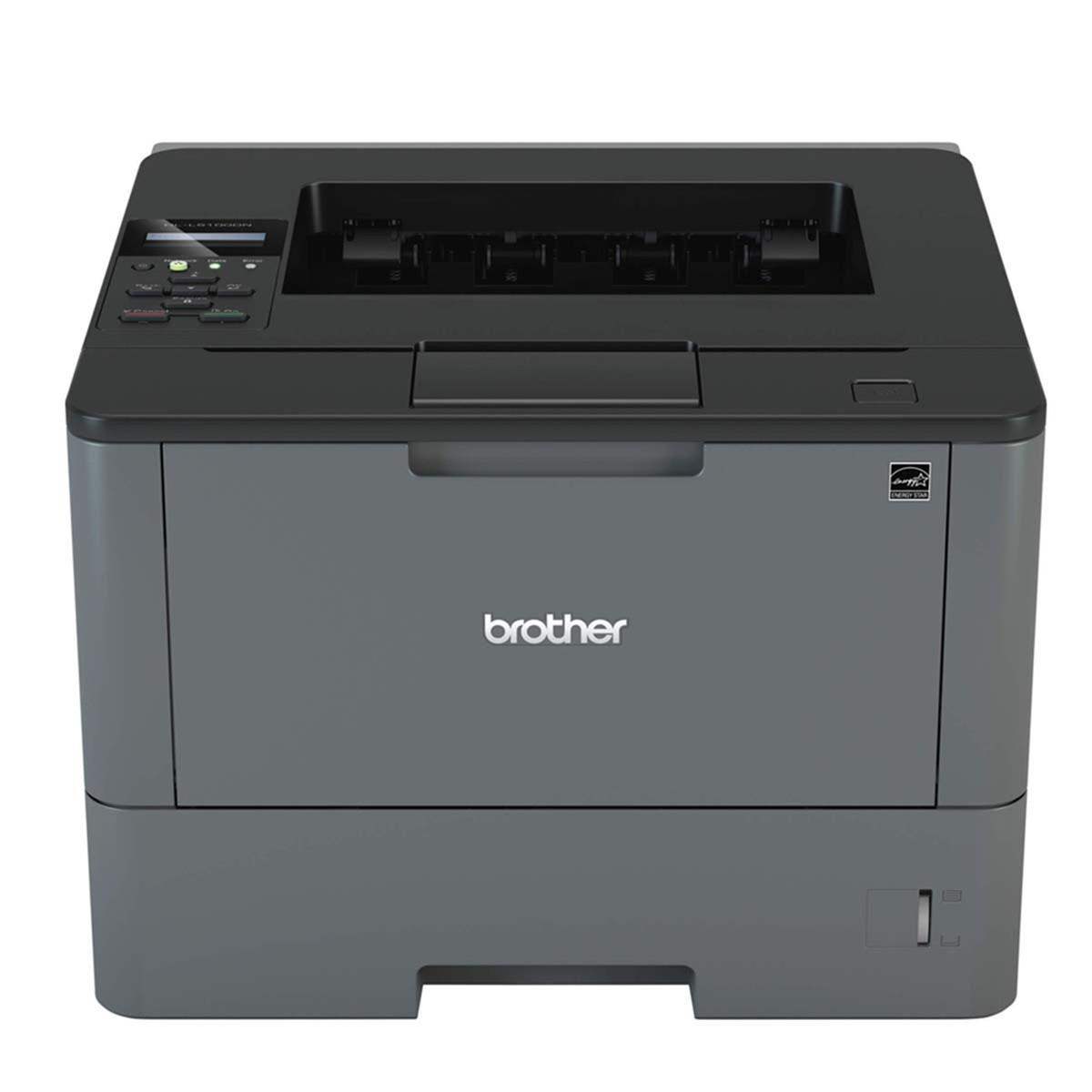 Impressora Brother HL-L5202DW HLL5202 Laser Monocromática com Wireless e Duplex