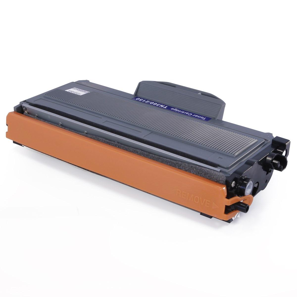 Toner Compatível com Brother TN360 | DCP7030 DCP7040 HL2140 HL2150 MFC7320 MFC7840 | Premium 2.6k