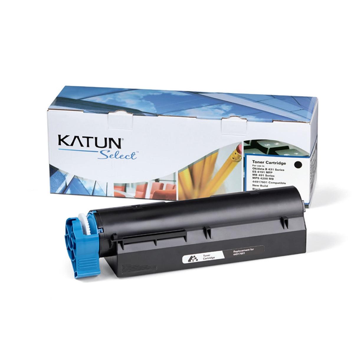 Toner Okidata B431 B431D MB491 B431DN B431DN+ | 44917601 | Katun Select 12k